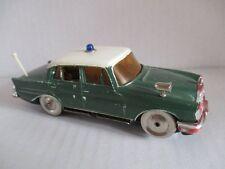 SCHUCO 1001/1 Mirako-Car Mercedes-Benz Polizei