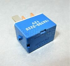 R226/SUZUKI SWIFT SPLASH MULTIUSO BLU RELAY DENSO 156700-3220 12v (4-pin)