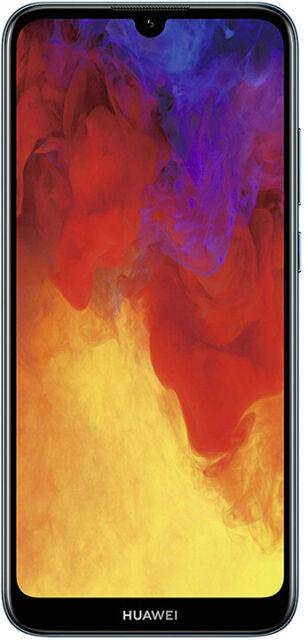 Huawei Y6 2019 32GB+2GB RAM 6.09' NUOVO DUAL SIM Blu ITALIA Smartphone Blue