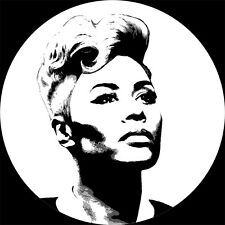 "Emeli Sandé 12"" LP Vinyl Record Clock, Pop, Stencil Art, Canvas"