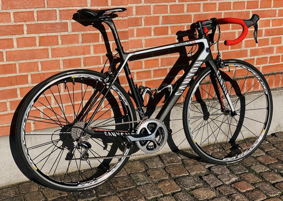 Herreracer, Canyon Ultimate CF SLX 7.0, 22 gear