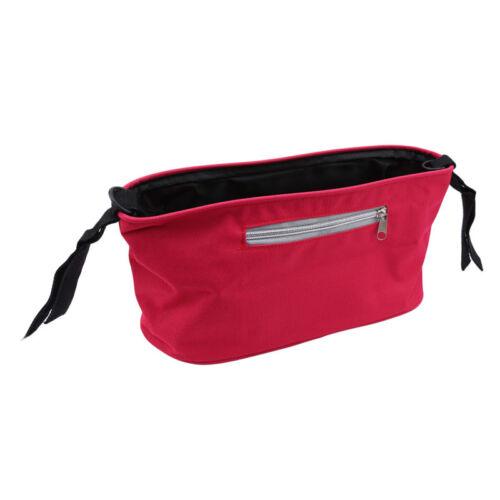Waterproof Pram Buggy Organiser Multi-functional Baby Pushchair Storage Bag Z