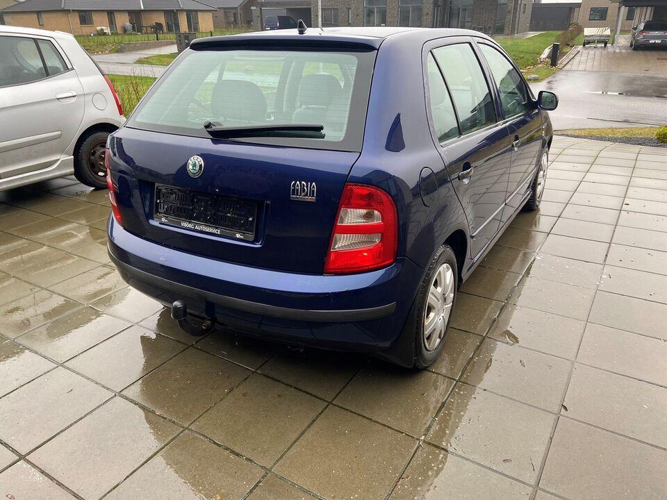 Skoda Fabia, 1,4 16V 101 Comfort, Benzin