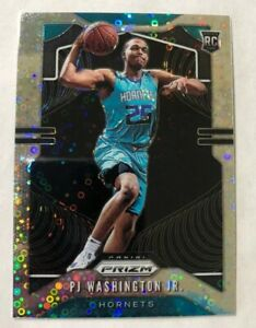 2019-20-Panini-Prizm-PJ-Washington-Jr-Fast-Break-Disco-Prizm-Rookie-Card-258