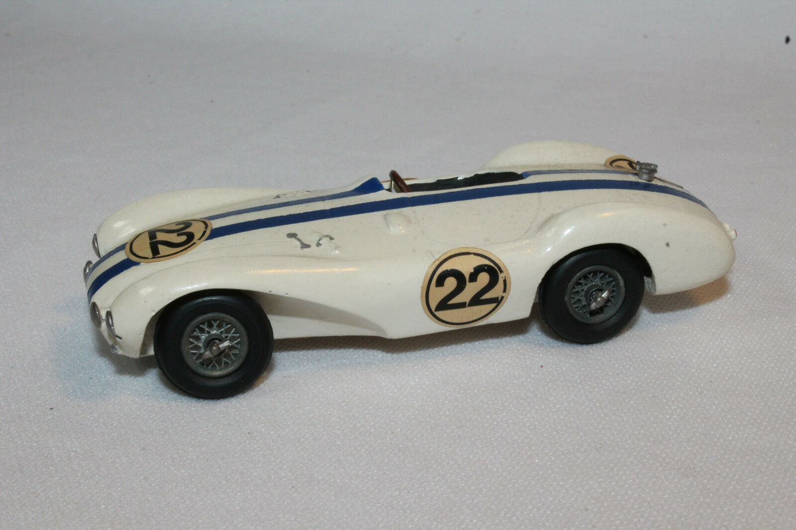 B.T.S. Le Mans Replicas 1954 Aston Martin DB3S, Resin Cast 1 43 Scale