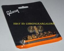 Gibson Les Paul Bridge ABR-1 Gold Tune-o-matic Guitar Parts SG Custom R9 V ES R7