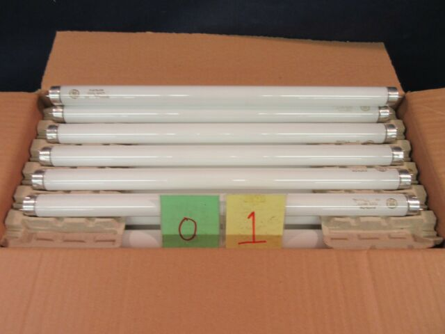 GE F15T8//CW Cool White Fluorescent Bulb   NEW
