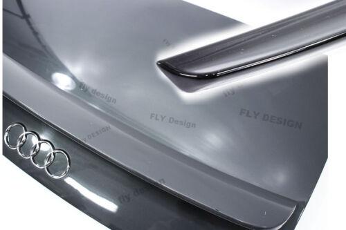 Audi TT alerón trasero lacados negro S-line estilo Heck labio alfombrilla de boca LIP