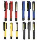 Super LED Inspection Hand Torch Rechargeable Work Light Lamp Magnetic Clip