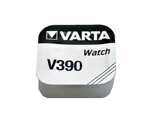 Varta-V390-SR54-SR1130SW-oxyde-d-039-argent-montre-batterie-1-55v-1-pack