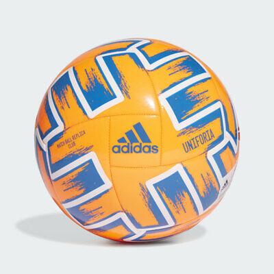 Independientemente diluido Mathis  Adidas Euro 2020 Uniforia Palo Fútbol Bola Naranja - Talla 5   eBay