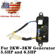 Fits For 2kw 3kw Generator 250v 220uf Avr Automatic Voltage Regulator Rectifier
