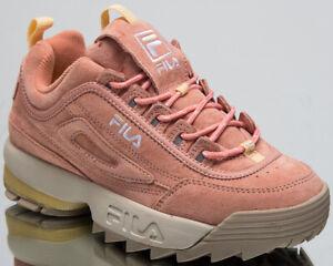 Fila Disruptor S bas femme saumon Baskets Décontractées Chunky chaussures 1010605-71B