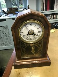 Antique Clocks Ebay