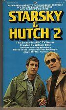 STARSKY & HUTCH #2 KILL HUGGY BEAR PAPERBACK (1976) (FIRST PRINTING) DAVID SOUL