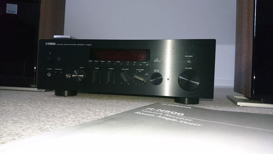 Forstærker, Yamaha, Perfekt