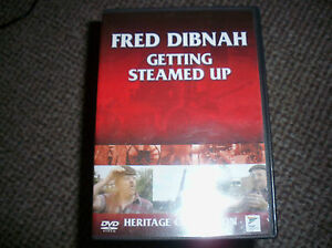 Fred Dibnah Getting Steamed Up DVD  Region 2 - <span itemprop=availableAtOrFrom>Hartlepool, United Kingdom</span> - Fred Dibnah Getting Steamed Up DVD  Region 2 - Hartlepool, United Kingdom