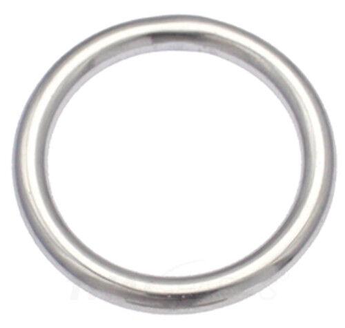 10 Stück Rundringe 4,0 x 25mm EDELSTAHL Niro VA Rundring O Ring O-Ringe