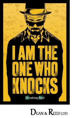 I Am The One Who Knocks - Maxi Poster-61cm x 91.5cm PP33183 Breaking Bad 0455