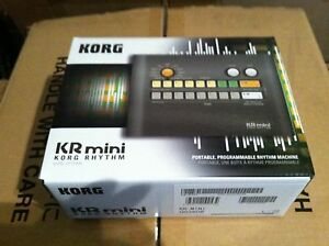 korg kr mini rhythm machine review
