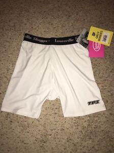 Image is loading Louisville-Slugger-Womens-S-Stretch-Comfort-Shorts-talent- 4c945046b