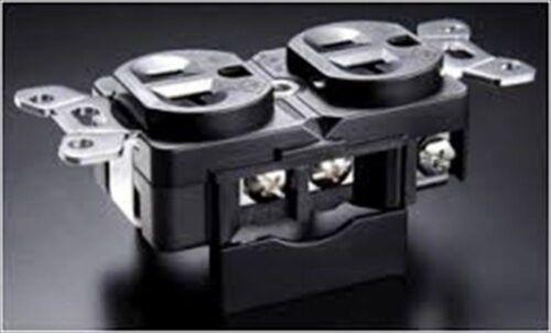 20A Wall Socket Outlet Rhodium Plated GTX-DR FURUTECH GTX-D R