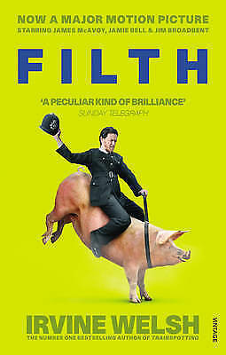 1 of 1 - Filth by Irvine Welsh (Paperback, 2013)