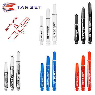 6 Target Pro Grip Spin Shafts weiß short 34 mm versandkostenfrei