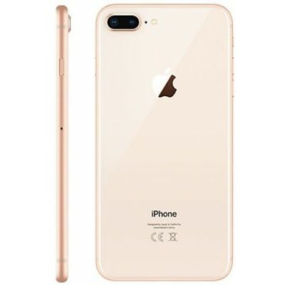 Apple iPhone 8 Plus Software Unlocked GSM SmartPhone 64GB 256Gb AT&T T-mobile