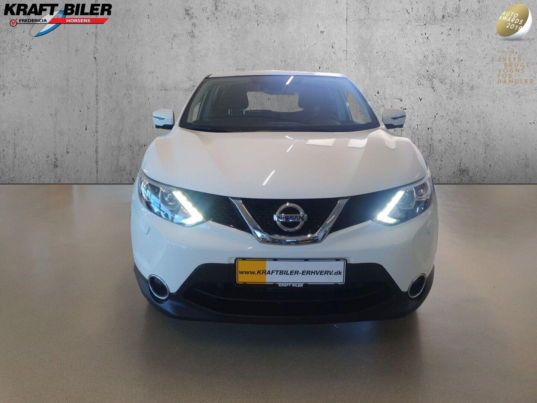 Billede af Nissan Qashqai 1,6 dCi 130 Acenta X-tr. Van