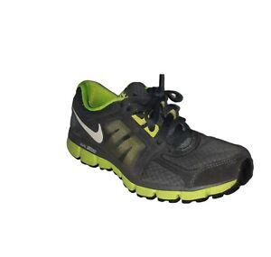 Omitido cubo Sui  Men's Nike Dual Fusion ST2 Dark Gray/Silver/Volt 7.5   eBay