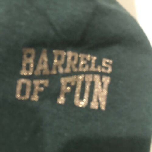 62b37653a 3 of 5 Vintage Fruit Of The Loom Best Bourbon Green T-Shirt Large Great  American Spirit
