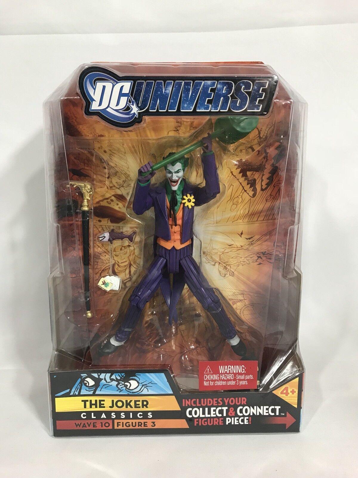 DC Universe DCUC Classics Joker Wave 10 Walmart Exclusive Brand new - NIB