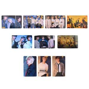 10PCS-Stray-Kids-Cartoline-fotografiche-Yellow-Wood-New-Album-eNwrg-ewDkc