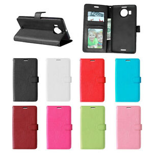 Flip-Wallet-Stand-Card-Slot-PU-Leather-TPU-Cover-Case-For-Nokia-Moto-OnePlus