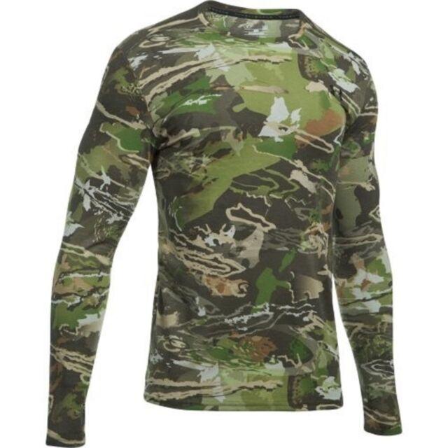 fb8f9be5 Under Armour Men's Ridge Reaper Forest UA Early Season Hunting Long Sleeve  Shirt