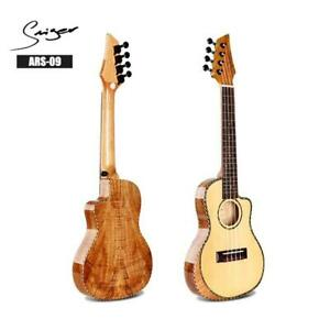 Smiger-ARS-09-Thinline-Natural-Gloss-24-Inch-Ukulele