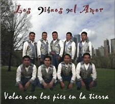 Los Dignos Del Amor-Los Dignos Del Amor - Volar Con Los Pies En La Tierra CD NEW