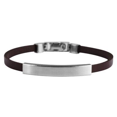Damen Armband Edelstahl Inkl. Lasergravur - Id250
