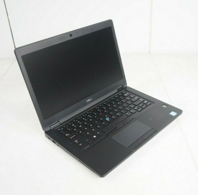 Dell Latitude 5480 Intel i7-6600U 8GB 240GB SSD GeForce 930MX WIN10COA No OS