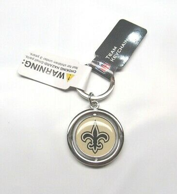 148# New Orleans SAINTS FOOTBALL Key Ring