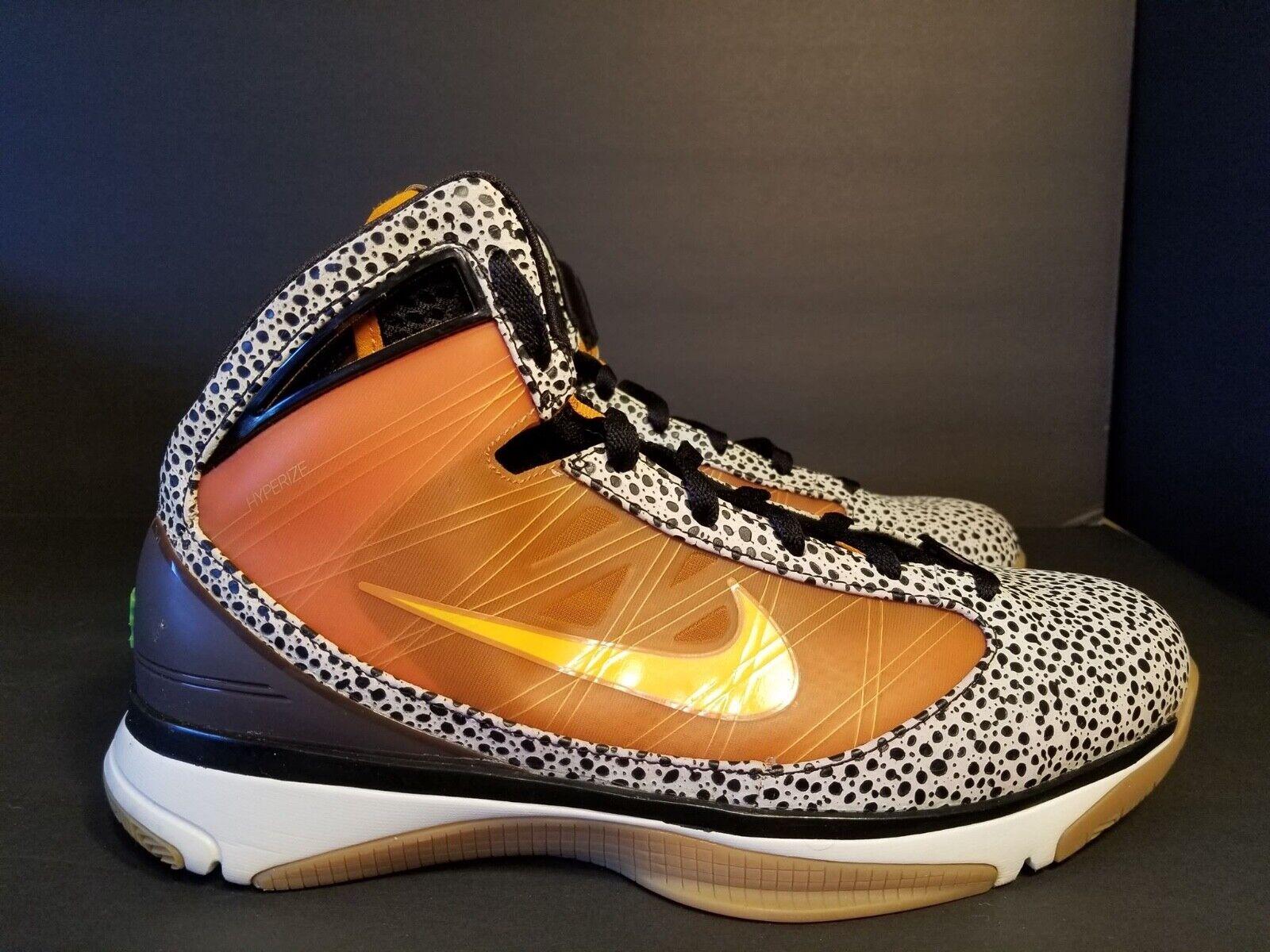 5f37d4210d11e SUPREME RARE SIZE 10.5 NIKE HYPERIZE zefjjq6125-Athletic Shoes ...