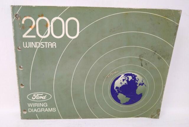 Diagram  2002 Ford Windstar Wiring Diagrams Manual Ebooks