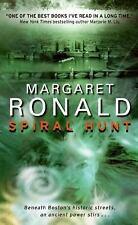 Spiral Hunt (Evie Scelan series) by Margaret Ronald