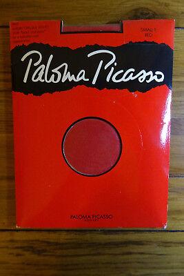 Accurato Paloma Picasso Opaque Tights S Rosso-