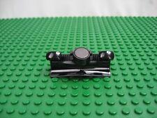 Lego 9V RC Eisenbahn TRAIN Magnet Puffer Rammbock NEU SCHWARZ BUFFER