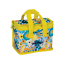 Lunch-Cooler-Bag-YELLOW-Tote-Easy-Carry-Picnic-Food-Storage-Thermal-Fold-Office miniature 1