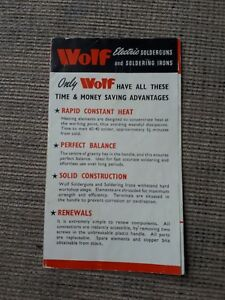 Wolf-Solderguns-And-Soldering-Iron-Leaflet