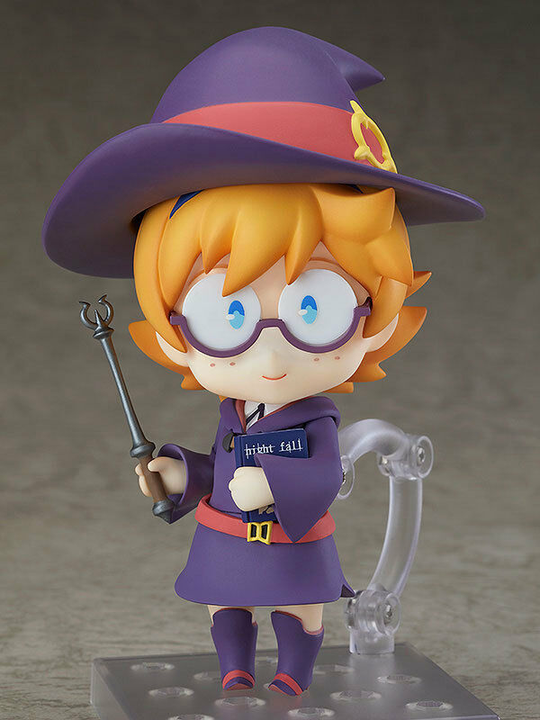 NendGoldid Little Witch Academia Lotte Janson Good Smile Company Japan NEW
