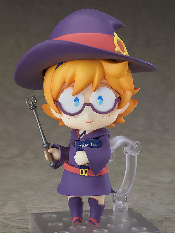 Nendoroid Little Witch Academia lotte Janson Good Smile azienda JAPAN NUOVO